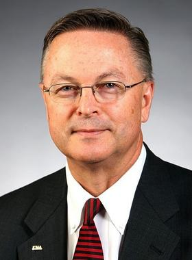 First District Republican Congressional candidate Rod Blum