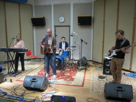 The Host Country perform live on IPR's Studio One.