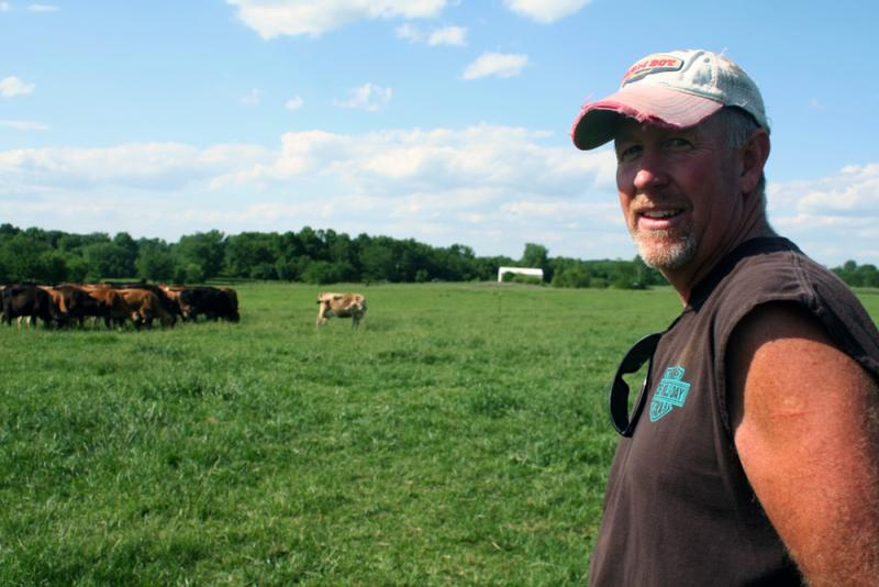 Eric Neill always wanted to be a farmer. So in 2008, he made the leap, launching a mid-size grazing  dairy operation in western Missouri.