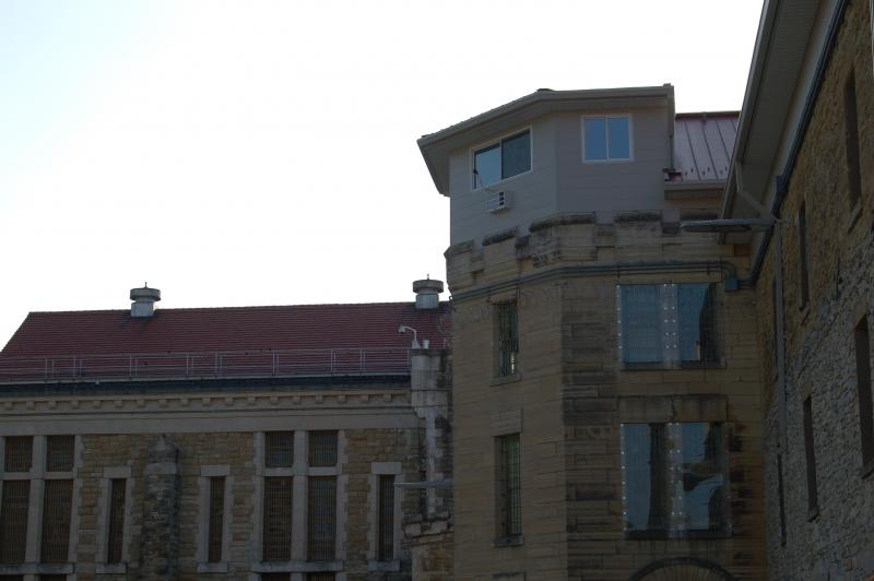 Iowa State Penitentiary in Ft. Madison