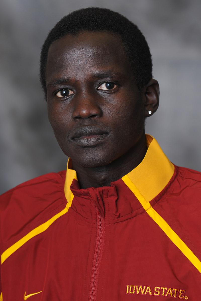 Former Iowa State runner Guor Marial attended the university from 2006 to 2010.