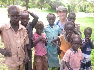 Dr. Alan Koslow, a vascular surgeon from Des Moines, has been working with refugees in South Sudan for about two weeks.