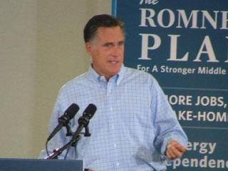 Republican presidential hopeful Mitt Romney has been calling for fewer regulations as a solution to economic troubles.