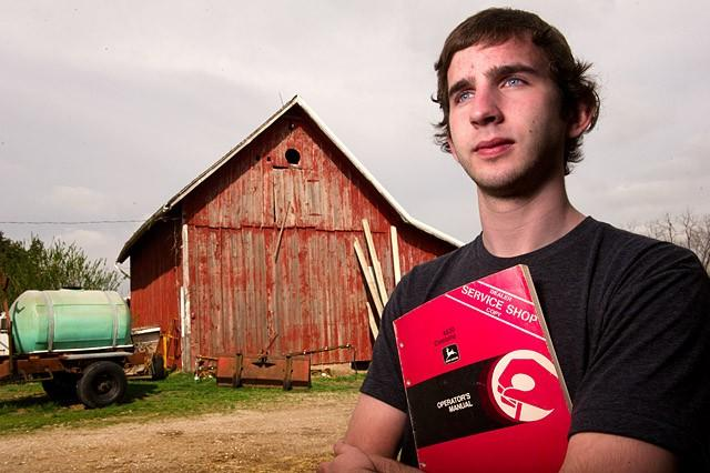 Tyler Finchum, Creator and Owner of Farm Manuals Fast