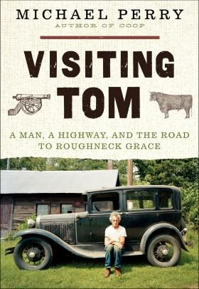 """Visiting Tom"" book cover"