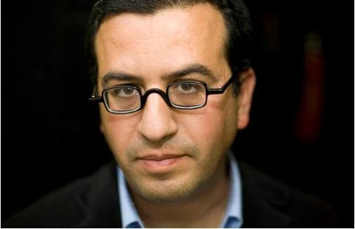 Hisham Matar headshot