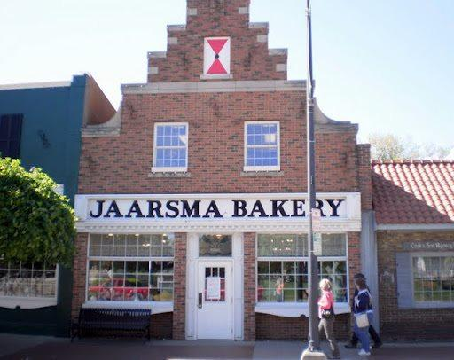 Jaarsma Bakery in Pella was started in 1898 and one of the oldest bakeries in the state.