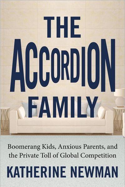 The Accordion Family book cover