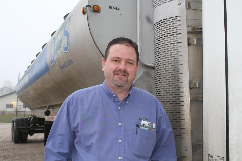 At DFS Animal Nutrition, Leland McKinney says quality and safety are inextricably linked.