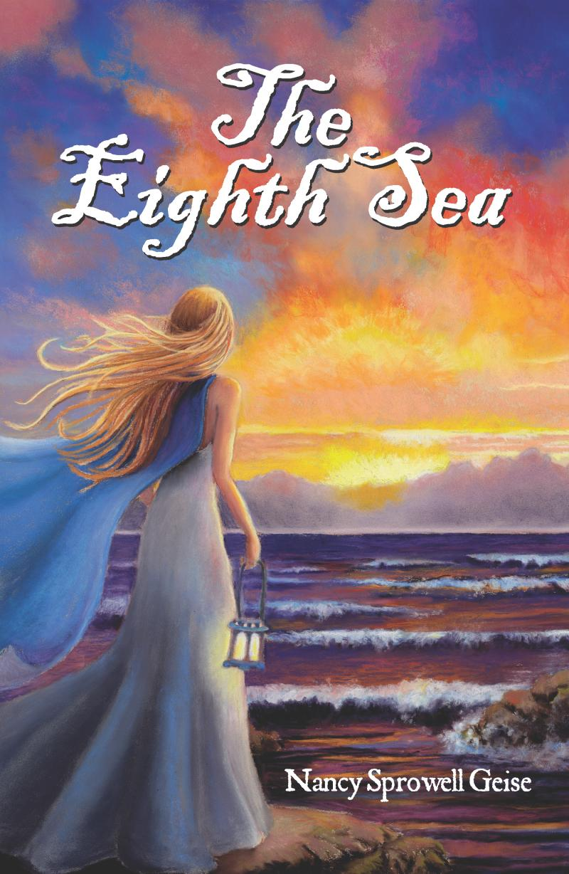 'The Eighth Sea' book cover