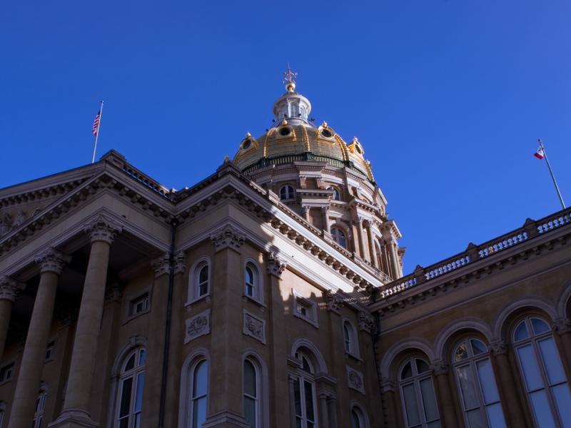 Iowa's Capitol