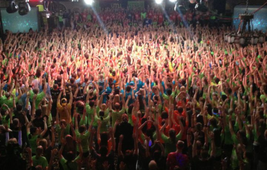 University of Iowa Dance Marathon 19 (2013).