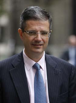 French ambassador for the United States, François Delattre
