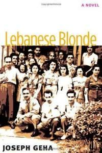 "Book cover of ""Lebanese Blonde"""