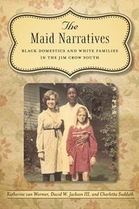 """The Maid Narratives"" book cover"