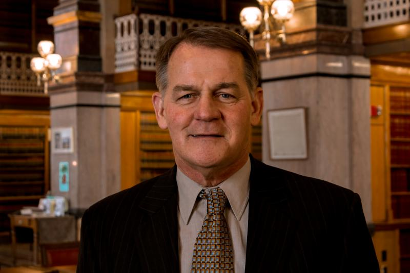 Chuck Gipp - Director of the Iowa Department of Natural Resources