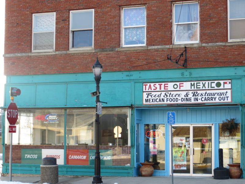 Downtown Postville has several ethnic resturants and stores. Many say Taste of Mexico has some of the best Mexican food in the region.