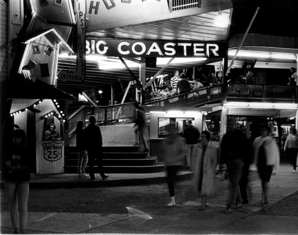 The Legend was called the Big Coaster in the 1960s