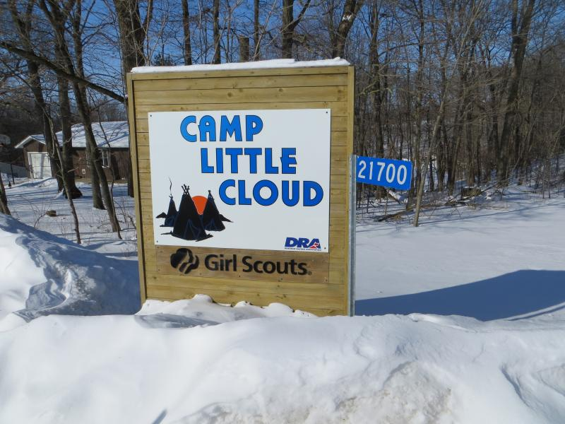 Camp Little Cloud near Dubuque is among the four camps in eastern Iowa. Officials are considering downsizing them and renovating a site near the Quad Cities with more modern facilities.