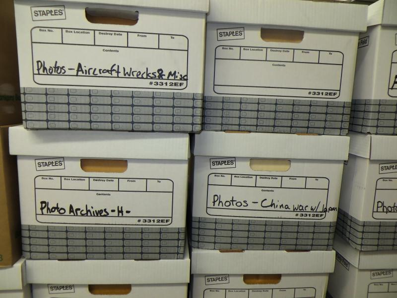 There could be a million old negatives stored in boxes. A new non-profit will save and digitize them.