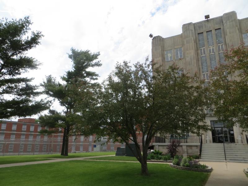 Mt. Pleasant Treatment Center in eastern Iowa originally was built as a mental health hospital.