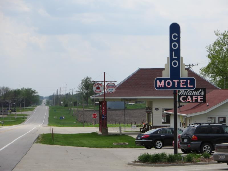Gas, food and lodging; the intact all-in-one stop in Colo.