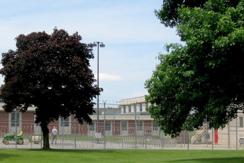 Iowa Medical and Classification Center at the Oakdale Prison near Coralville.