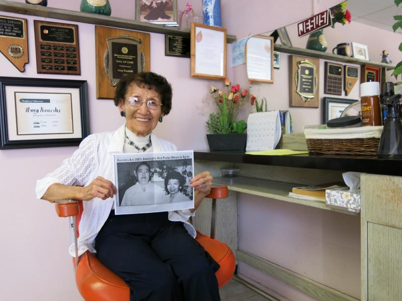 Amy Konishi has lived in Rocky Ford, Colo., her entire life. In the 1980s, a local newspaper profiled the long connection she and husband had to the area.