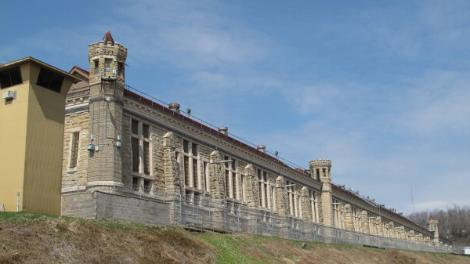 The Fort Madison prison is older than the state of Iowa