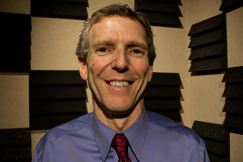 EPA Region 7 Administrator Karl Brooks stops by IPR's Des Moines studios in early 2013.