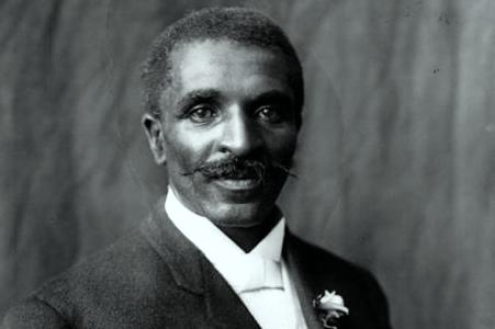 George Washington Carver was inducted into the Iowa African American Hall of Fame in 2005