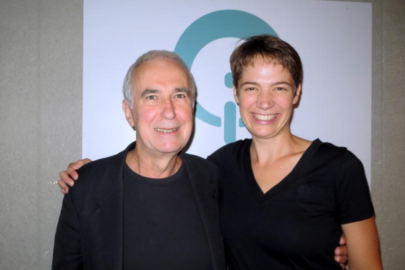 Dr. Ian Dunbar and Charity Nebbe