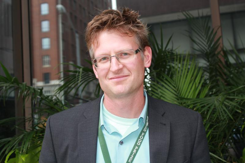 Activist Mark Lynas campaigned against GMOs for years before announcing earlier this year he'd switched sides.
