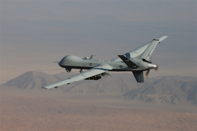 MQ-9 Predators will be piloted from Des Moines.