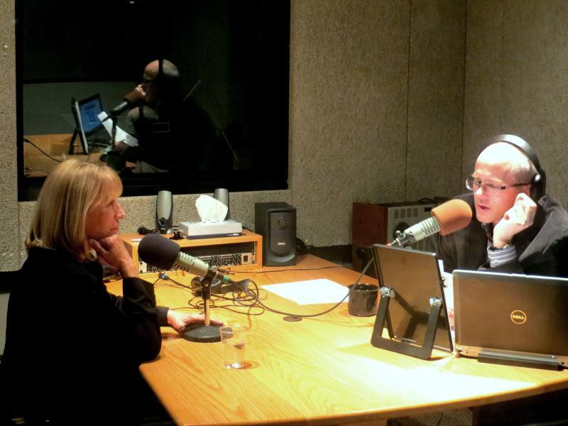 Ben Kieffer interviews Justice Marsha Ternus
