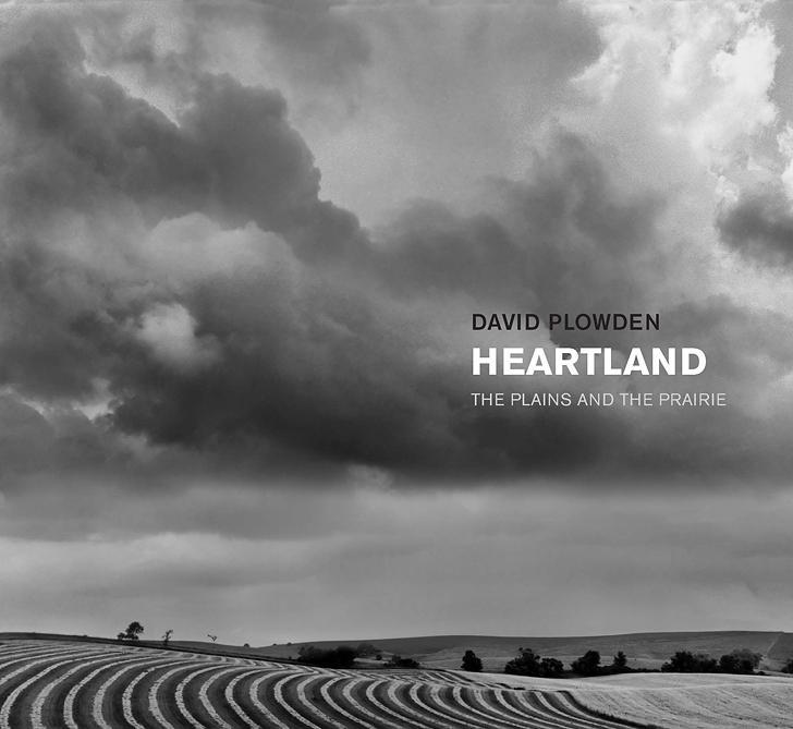 "David Plowden's new book ""Heartland: The Plains and the Prairie"" captures the Midwestern landscape."