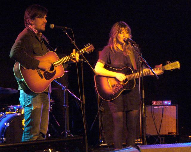 Anais Mitchell and Jefferson Hamer were one of Karen Impola's top picks for 2013