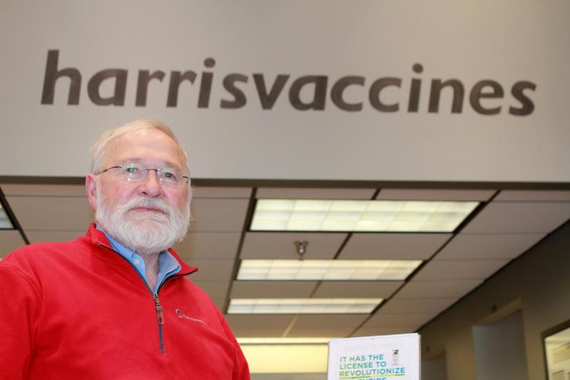 Founder of Harrisvaccines Hank Harris, who is also on the Iowa State faculty, says the first-generation vaccine for PED that his company developed hasn't performed as well as he'd like. The company will be releasing a second generation vaccine this year.