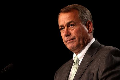 U.S. Speaker of the House Representative John Boehner