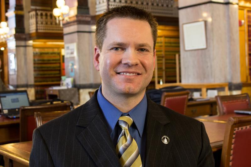 Senator Charles Schneider (R-West Des Moines)
