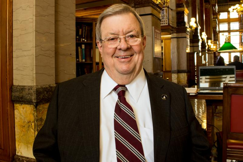 Representative Dave Heaton (R) Mount Pleasant