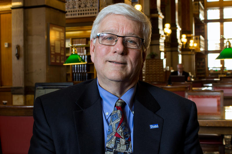 Jerry Foxhoven was Chair of Governor Branstad's Iowa Juvenile Home Protection Task Force