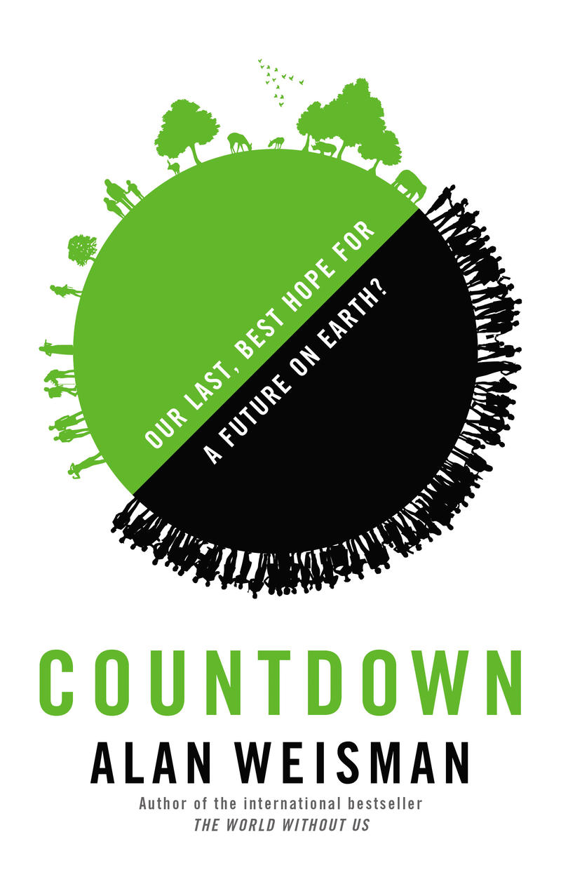 Alan Weisman's latest book, Countdown
