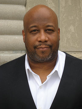 Composer Stacey V. Gibbs, whose newest work will be premeried by the Des Moines Choral Soceity in April.