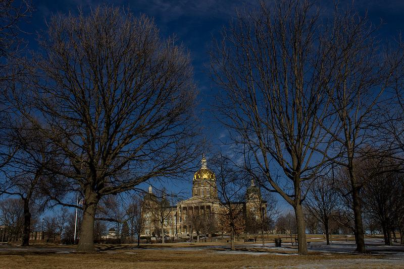 Iowa's Capital, Feb. 25, 2014.