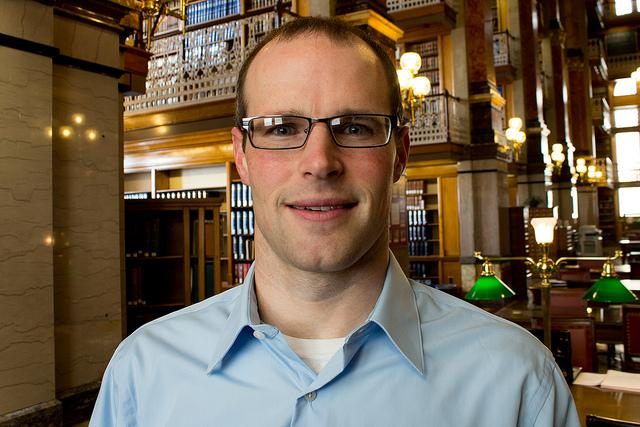 Nick Wuertz, Director of Refugee Services at Lutheran Services
