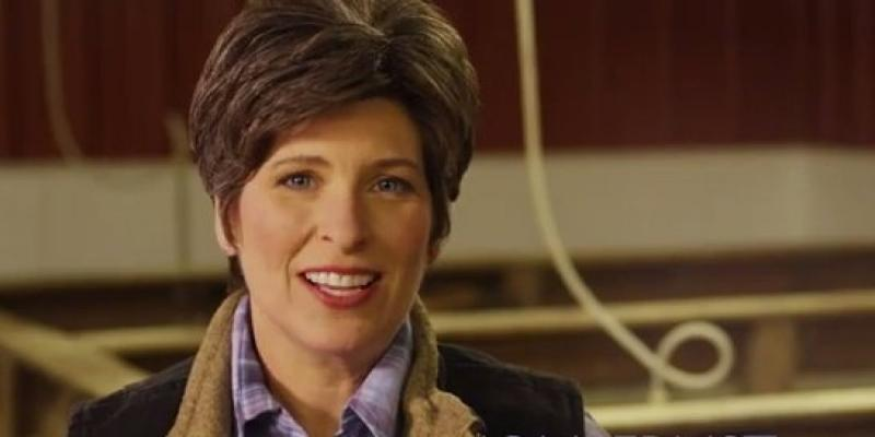 State Senator and GOP candidate for U.S. Senate Joni Ernst