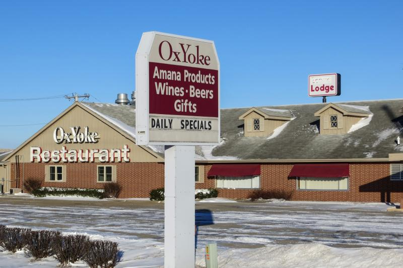 Changing customer dining patterns and frugal spending is causing many restaurant closings including the OX Yoke Restaurant in Little Amana located off I-80.