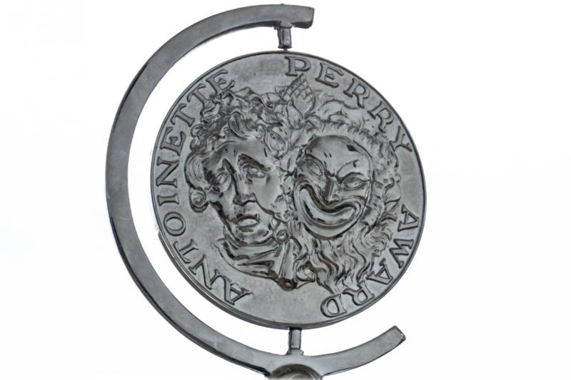The first Tony Award winners were given a scroll to commemorate their achievement, but in 1949 the medallion became the symbol of achieving the best from Broadway. The 68th Tony Awards will be held on June 8th, 2014 at Radio City Music Hall.