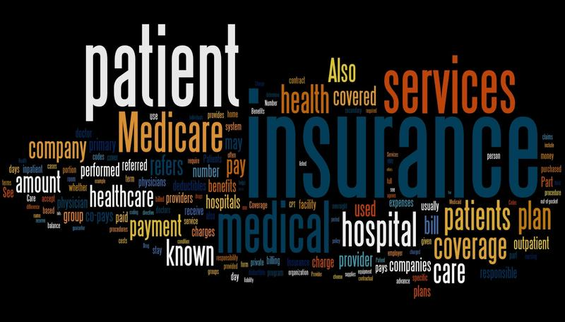 Common hospital billing and insurance terms
